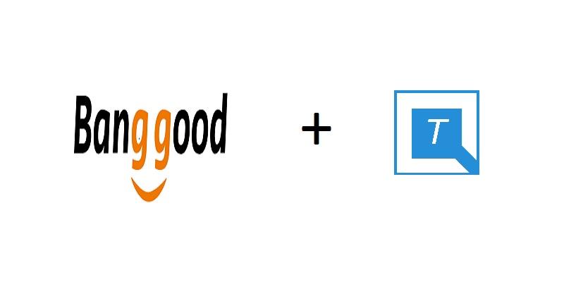 Ganha um smartwatch ou earphones / Parceria com Banggood