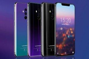 UMIDIGI Z2: Um smartphone elegante a um preço excelente