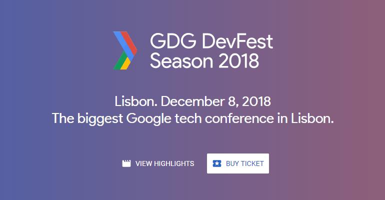 DevFest Lisboa'18