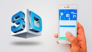Facebook lança ferramenta para criar fotos 3D
