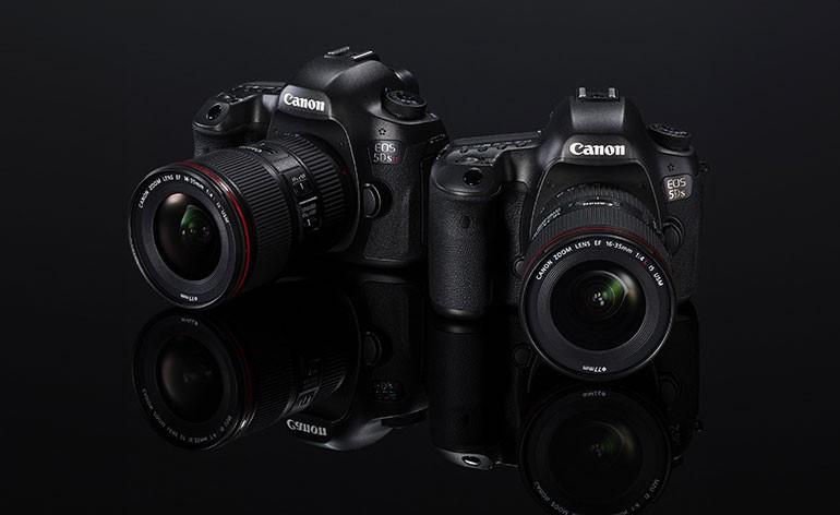 Canon EOS 5DS e EOS 5DS