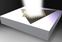 Photonic hypercrystals highly improve light emission in 2D materials