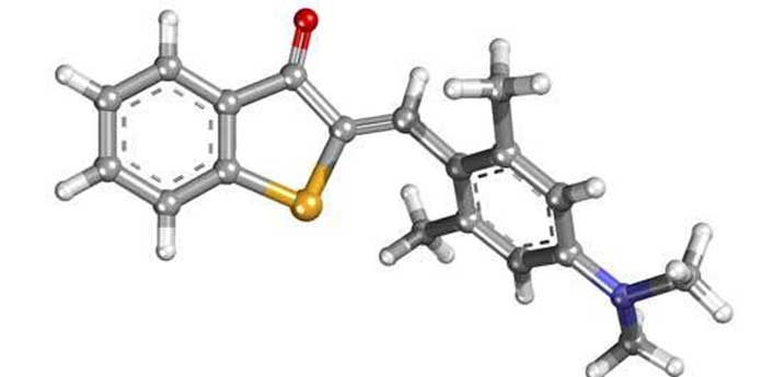 Scientists synthesize a new photoactivatable molecule