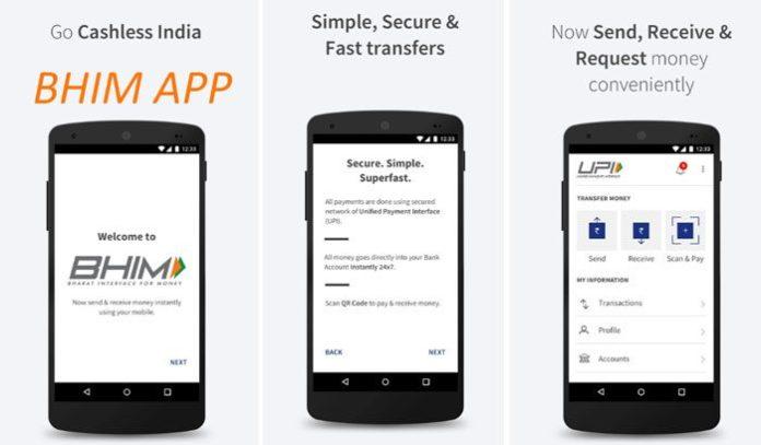 PM Modi Launched An E-Wallet Payment App BHIM