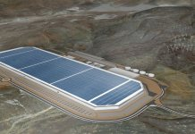 Elon Musk: Tesla Gigafactory Could Power the Entire World