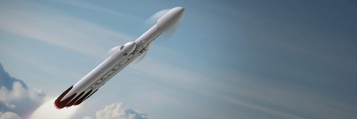 SpaceX Just Broke a Major Milestone Through The Falcon Heavy in Commercial Space Travel