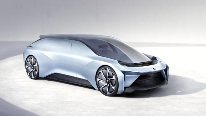 Tesla Competitor: Our Vision of the Car Is a Computer on Wheels