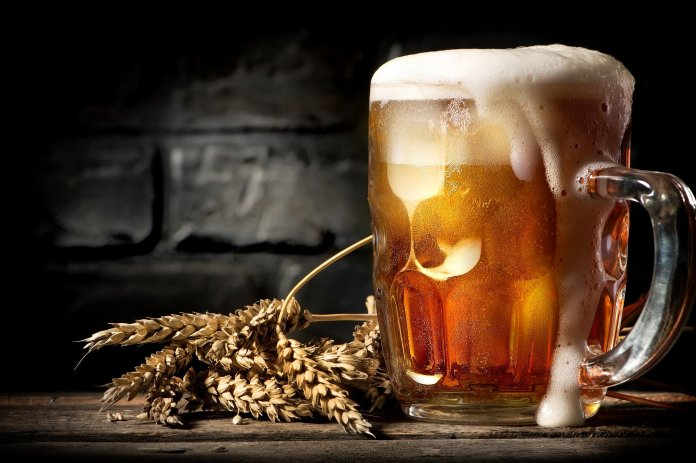 Using Brewery Waste to Grow Yeast Needed for Beer Making