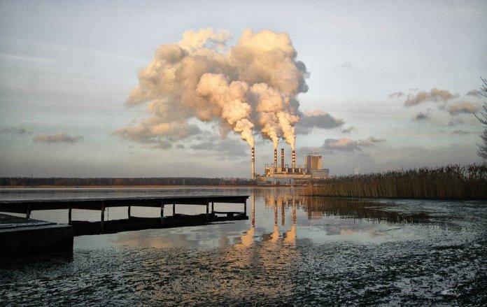 industry, pollution, smog