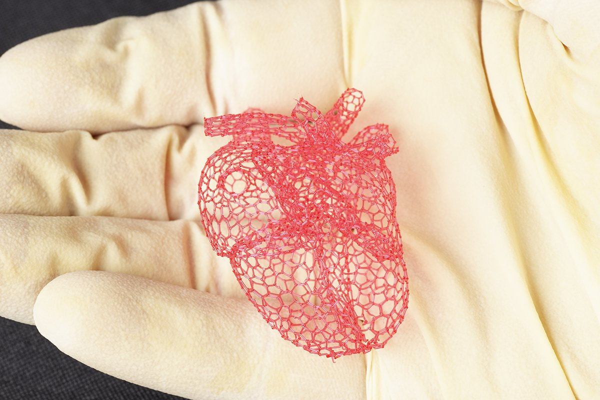 3-D printed sugar scaffolds offer sweet solution for tissue engineering