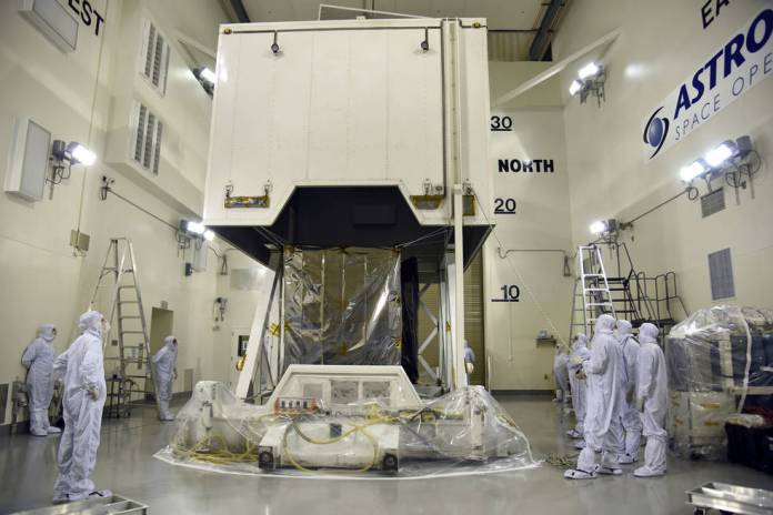 NASA launching advanced laser to measure the changing ice of the Earth