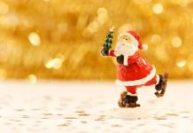 A third of people wished that they still believed in Santa