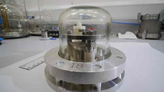 Science loses a kilogram