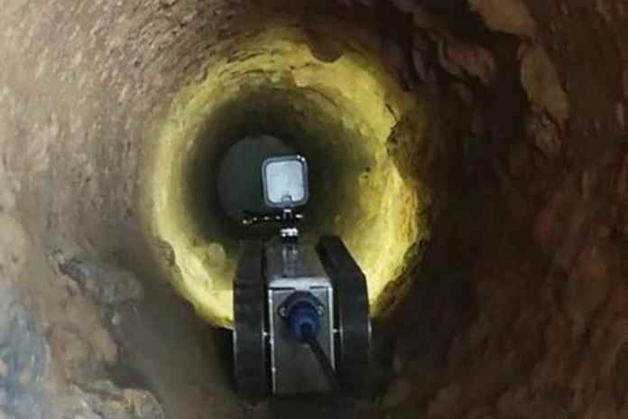 IIT Madras invents robot that checks pipelines for leakage
