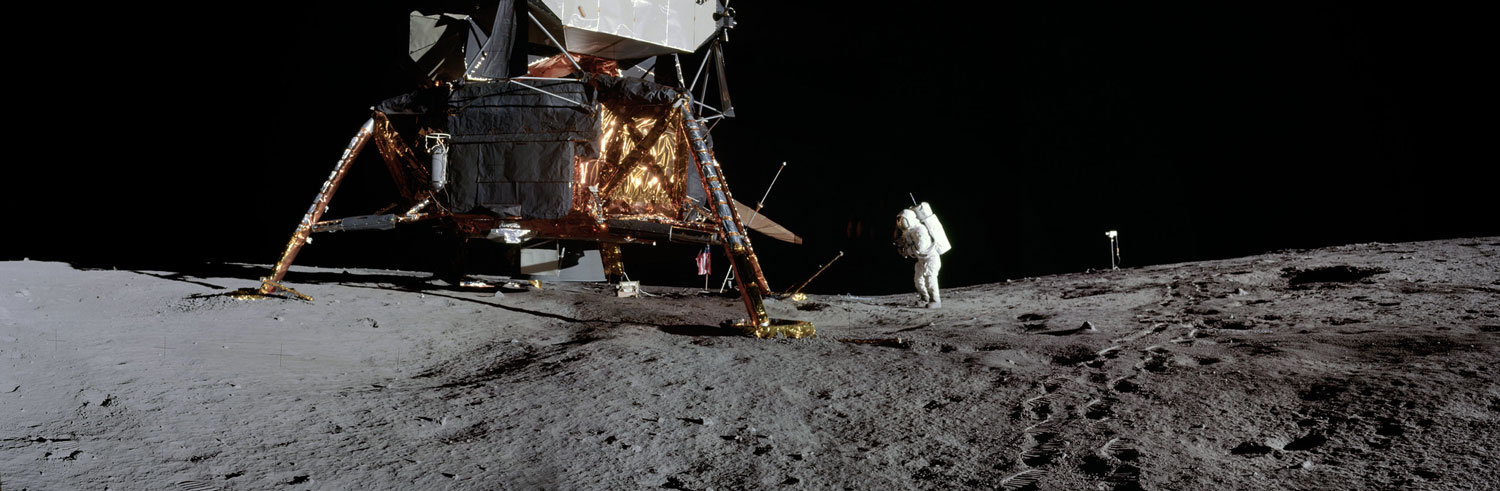 NASA released the stunning panorama of Apollo landing sites for the 50th anniversary