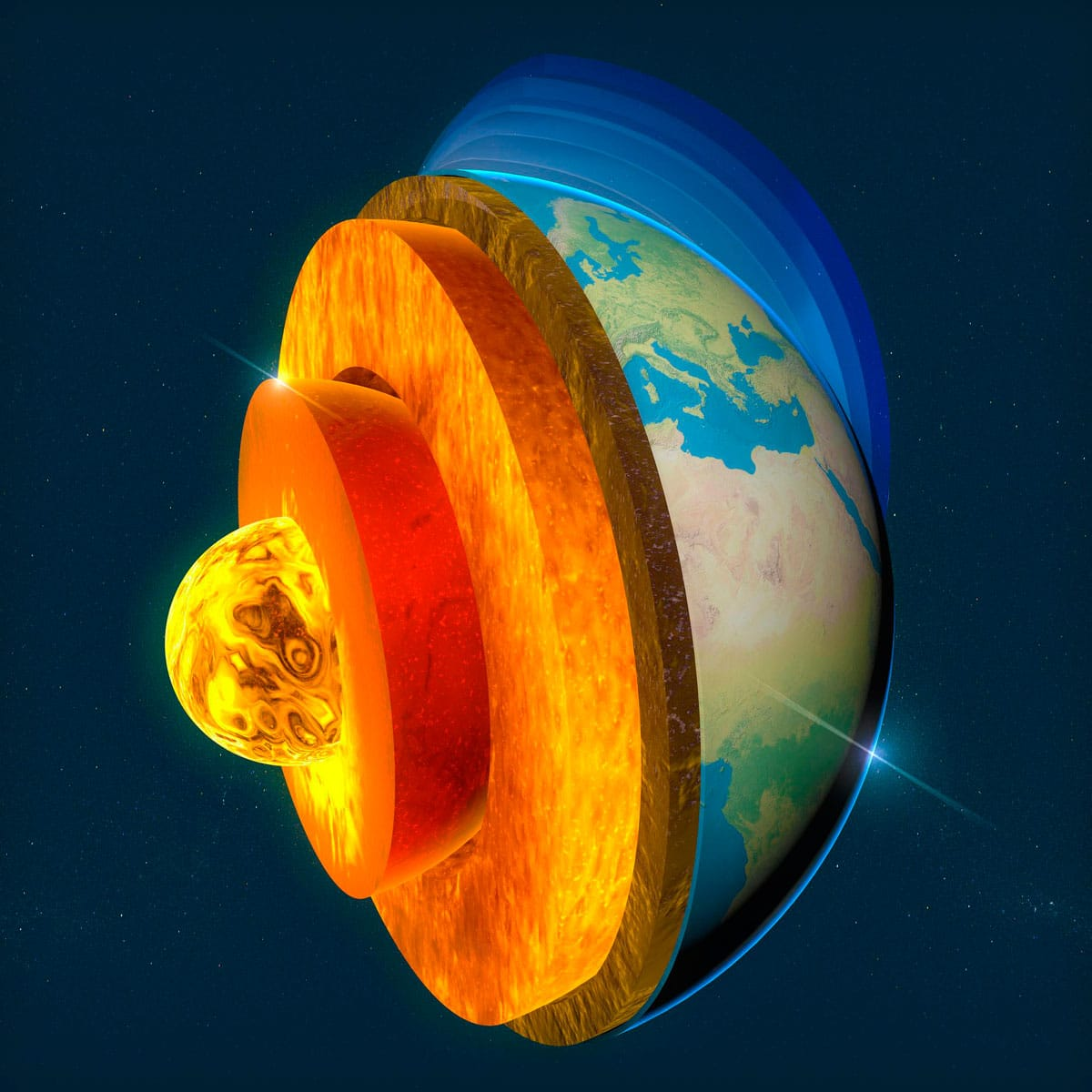 Could the heat of the Earth's crust become the ultimate energy source?