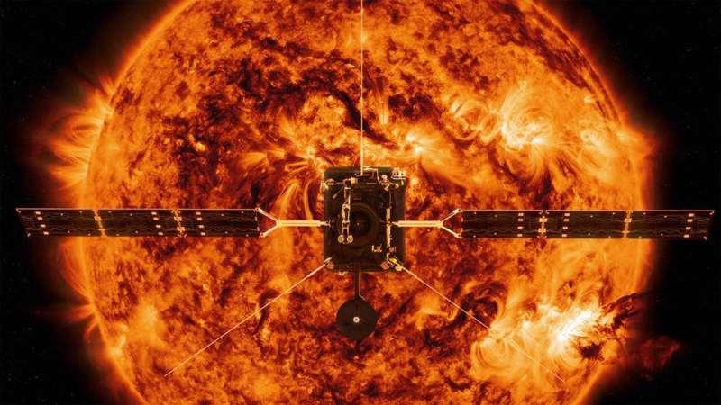 NASA is launching Solar Orbiter Spacecraft