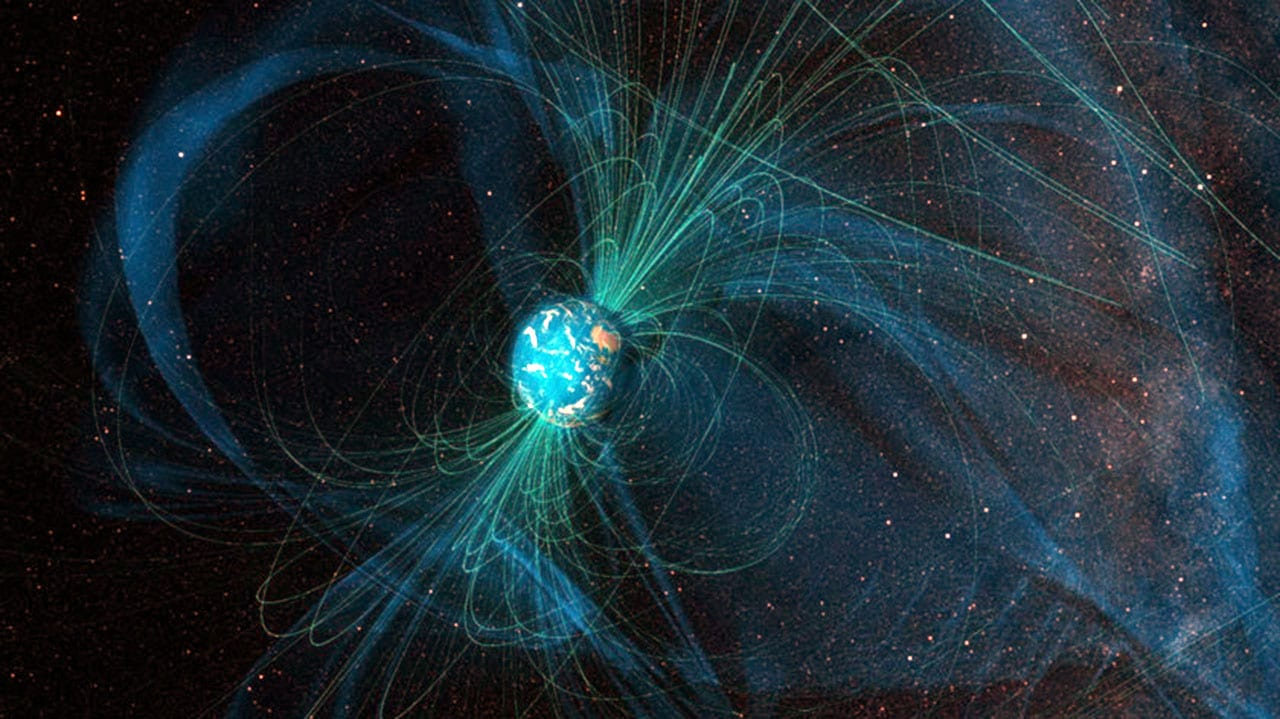 Early magnetic field around Earth was even stronger than previously believed