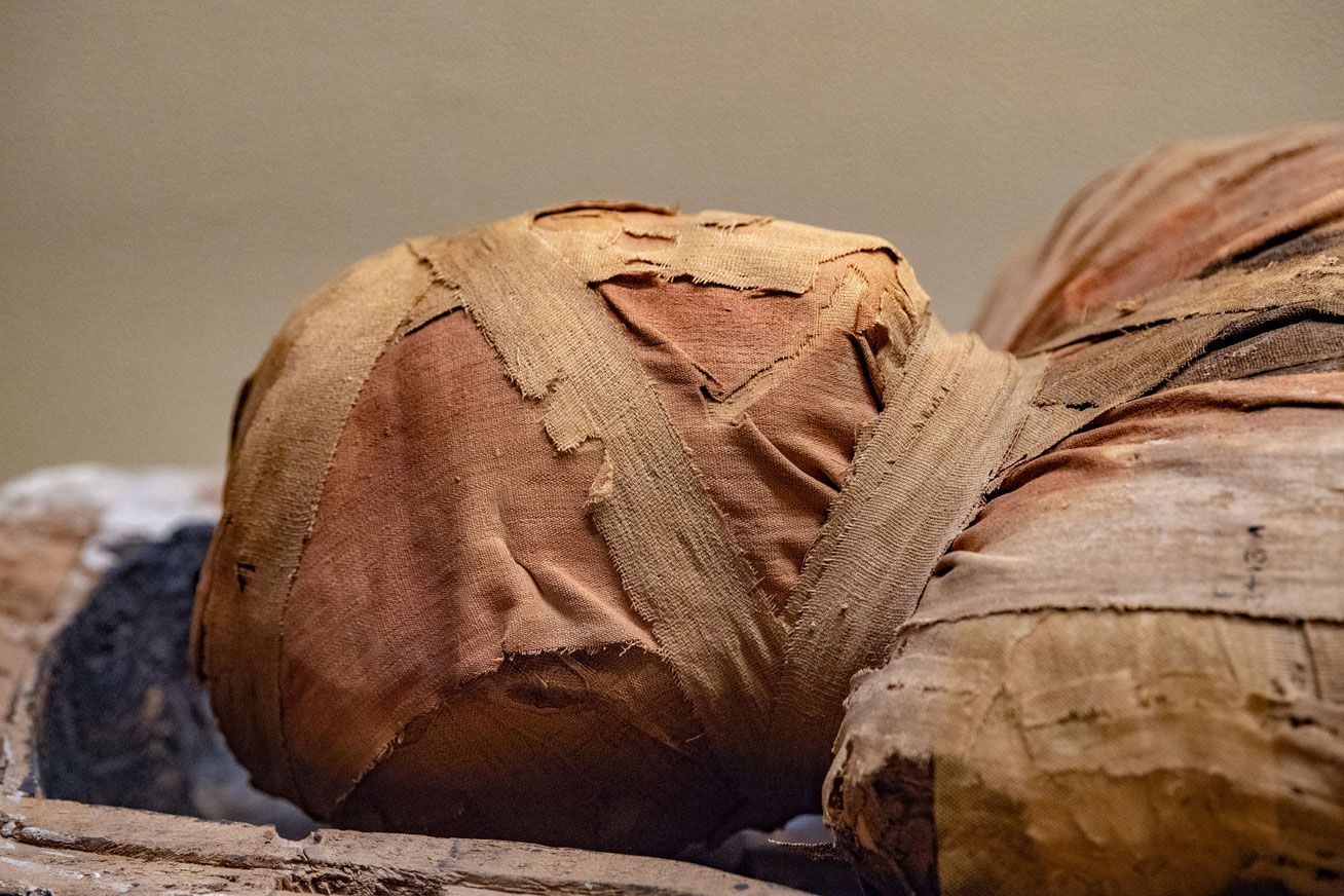 Sound of a mummy heard again for the first time in 3,000 years