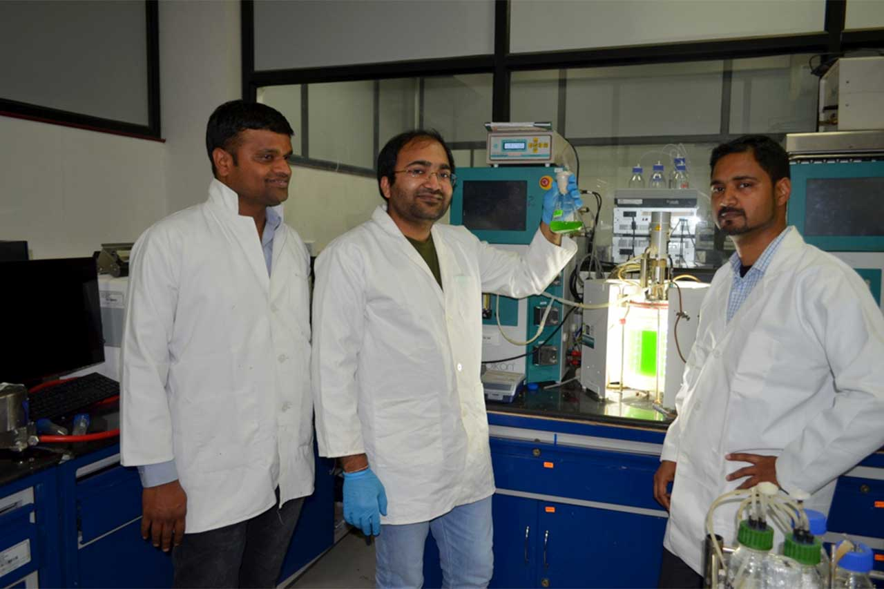 Biofuel from microorganisms