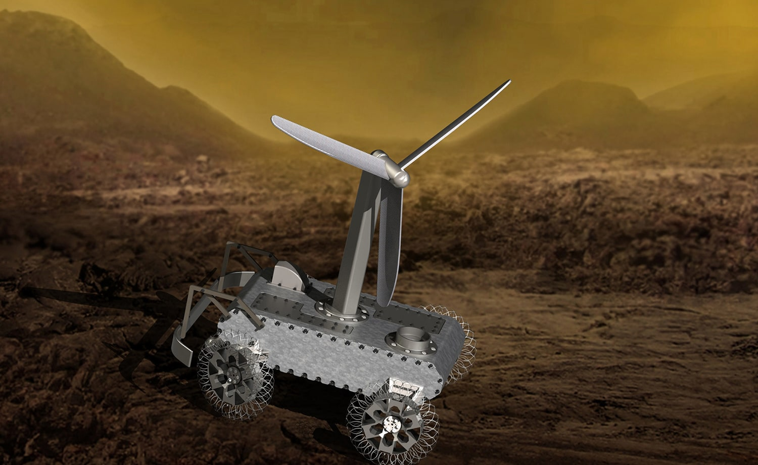 NASA asks enthusiasts to develop sensors for future Venus rover