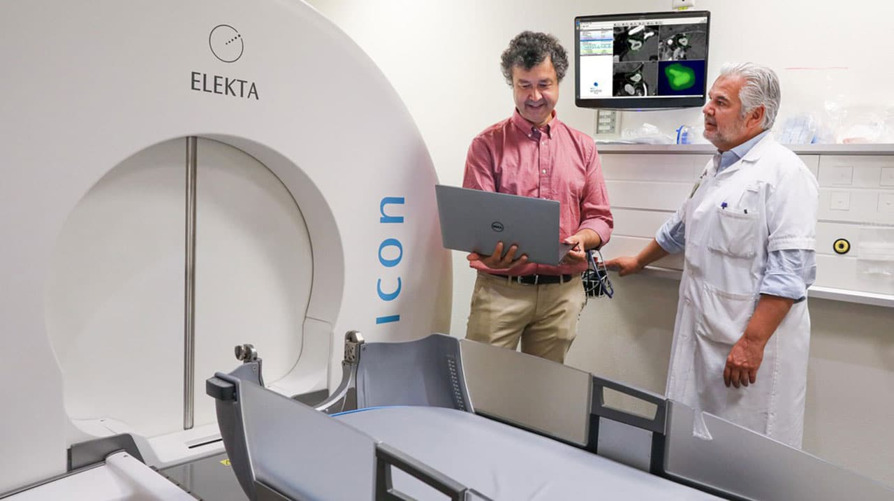 New software that produces optimized surgical plans for Gamma Knife radiosurgery
