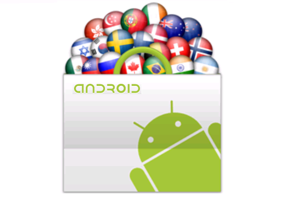 Android Market and Android App