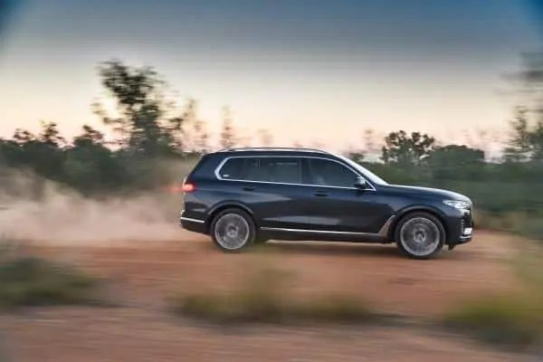 The first-ever BMW X7 now available in South Africa (05/2019)