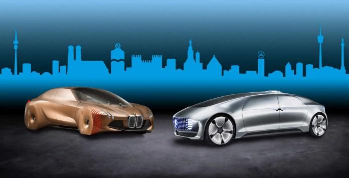 Daimler AG and BMW