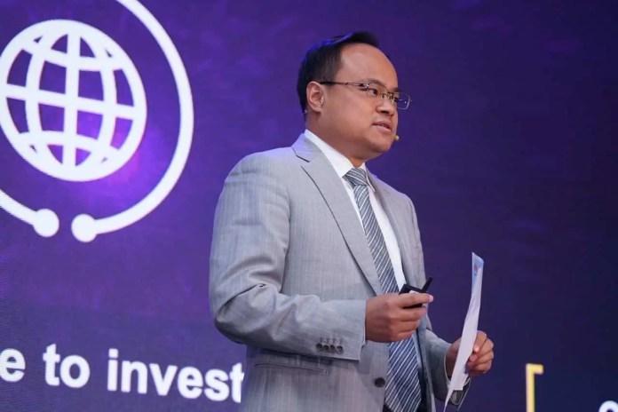 Lu Baoqiang, Vice President of Huawei Southern Africa Region