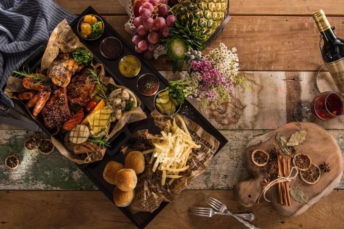 Platter Food