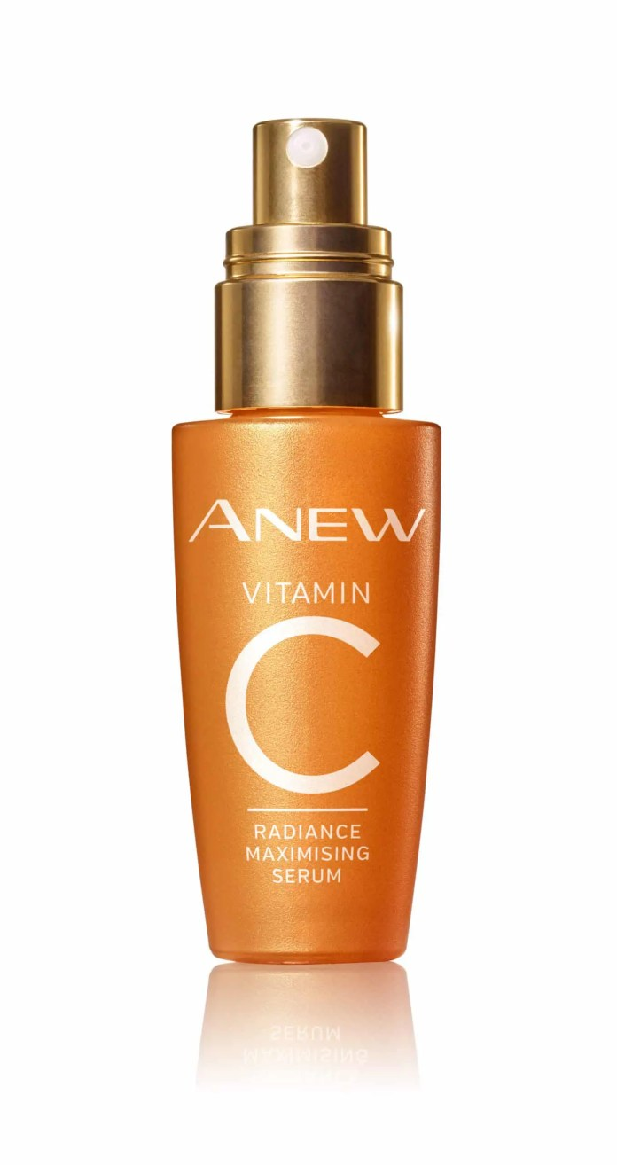 Avon introduces cutting-edge Vitamin C serum for a more luminous looking skin