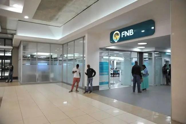 FNB Galleria Mall