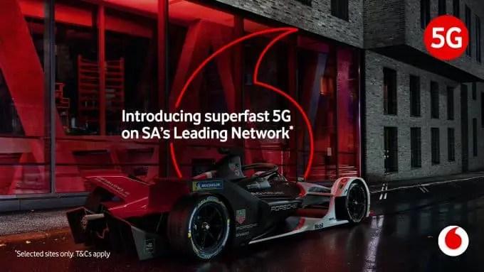 Vodacom 5G