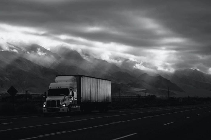 Logistic transport.