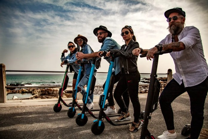 Electric Life Rides Sea Point