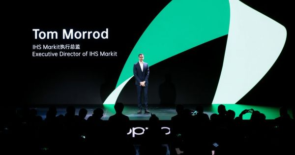 OPPO Inno Day 2019 - IHS Markit