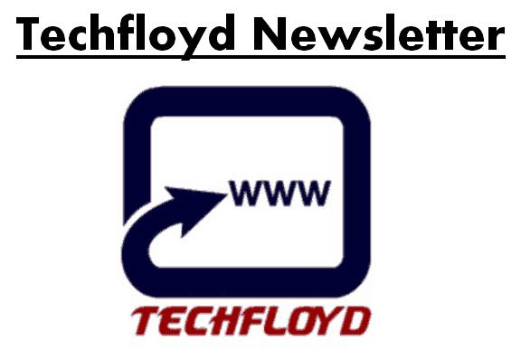 Techfloyd Newsletter