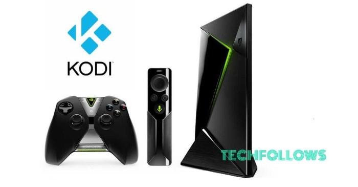 Install Kodi on Nvidia Shield