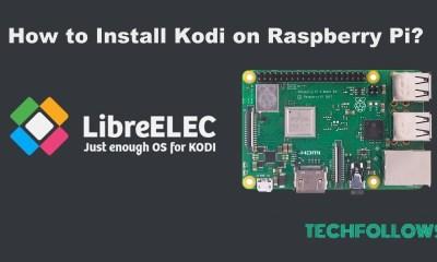 Install Kodi on Raspberry Pi