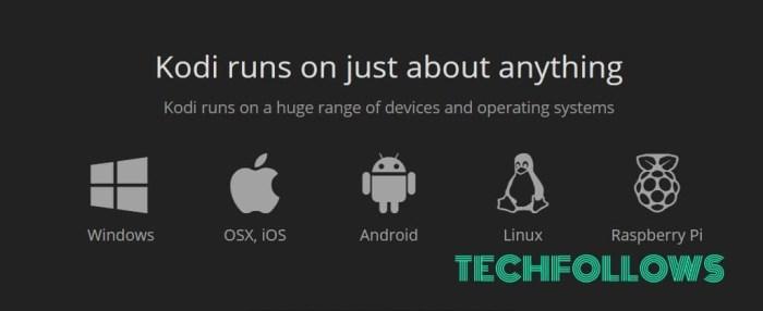 Kodi Devices