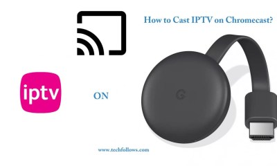 IPTV on Chromecast