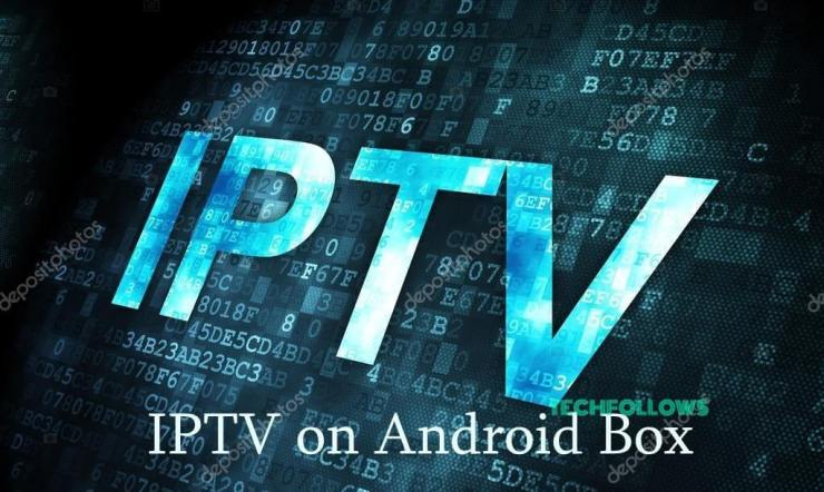 IPTV on Android Box