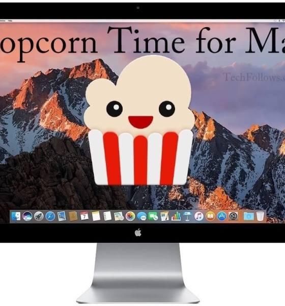 Popcorn Time on Mac
