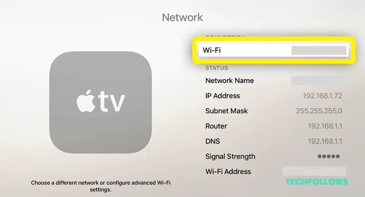 VPN on Apple TV