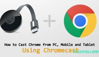 How to Cast Chromecast for Safari? Updated 2019 - Tech Follows
