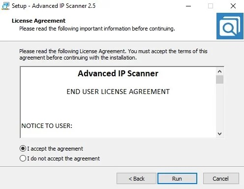 Advanced IP Scanner Portable