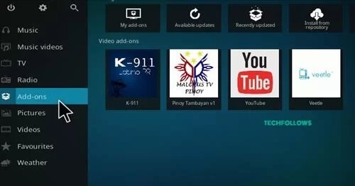 Live Tv Kodi Addon Discussed — ZwiftItaly