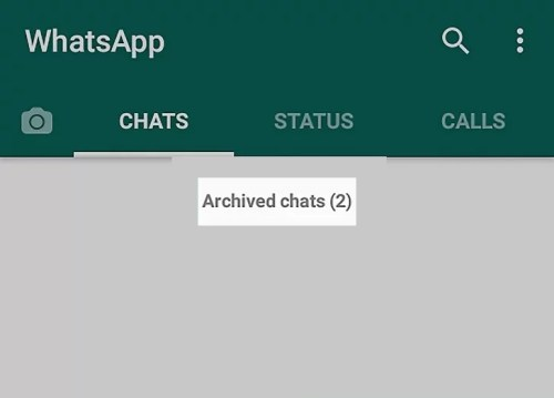 How to Hide Whatsapp Chat