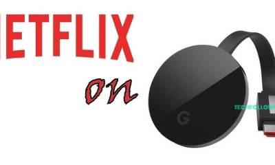 Netflix on Chromecast